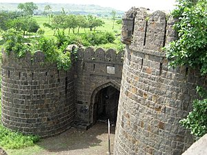 Kharda - Kharda Fort