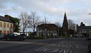 Kilworth - Kilworth village