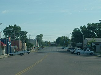 Kingston, Oklahoma - Main Street