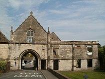 Kingswood Abbey Gatehouse.JPG