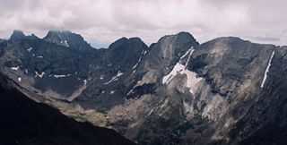 mountain in United States of America