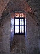 Kitchen window Alcobaça Monastery 1.jpg