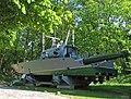 Kleines Torpedoschnellboot Projekt 131 Libelle Heck.jpg