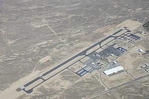 General William J. Fox Airfield - Fox Field (February 2008)