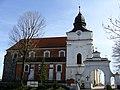 Kościół, ob. par. pw. św. Jana Ewangelisty, 2 poł. XI, XIII-XVI-XVIII (3).JPG