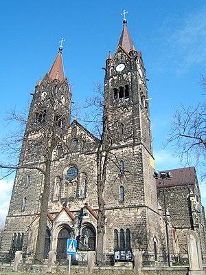 Ruda Śląska - Holy Trinity Church