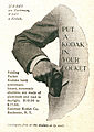 Kodak pocket camera advertisement 1900.JPG