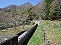 Kodamagawa II hydroelectric power station penstock.jpg