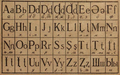 Komi-Udmurt latin alphabet project (1930).png