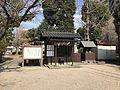 Kongodo Hall of Hiyoshi Shrine near Kurume Station.jpg