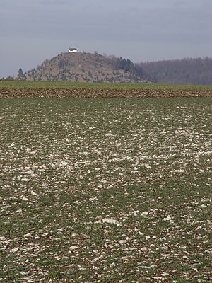 Kornbühl - Kornbühl from south