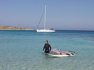 Koufonisia - The Beach Of Pori