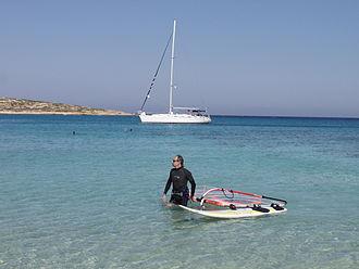 Koufonisia - The Beach Of Pori