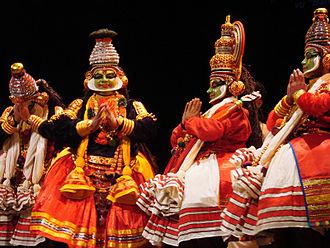 Guruvayurappan - Krishnanattam