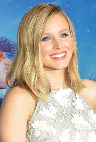 Kristen Bell - Bell at the Frozen premiere at the El Capitan Theatre, Hollywood in 2013