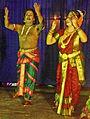 Kuchipudi dance ballet at Bheemunipatnam.jpg