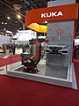Kuka ipari robot, Automotive 2017 Hungexpo.jpg