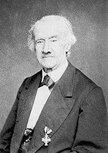 Friedrich August Kummer (Quelle: Wikimedia)