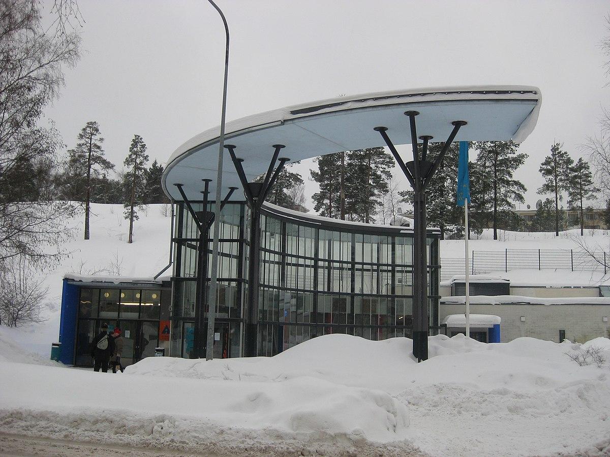 Pirkkolan Uimahallin Kuntosali