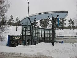 Uimahalli Itäkeskus