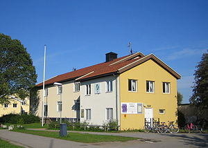 Husie IF - Husie IF headquarters in Kvarnby, Malmö
