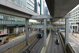 Kwun Tong Road - Image: Kwun Tong Road 201405