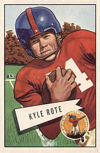 Kyle Rote - 1952 Bowman Large.jpg