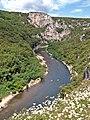 """L`Ardeche près """"Le Moure de la Tour"""" - panoramio.jpg"""