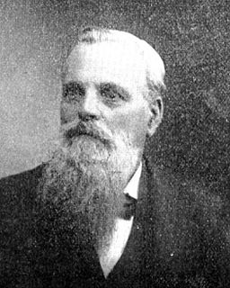 L. John Nuttall Mormon leader
