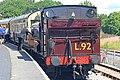L92 (5786) 57XX Panier Tank Totnes Riverside South Devon Rly 31-07-18 (43145507334).jpg