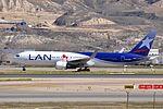 LAN Airlines ,Boeing 767-316(ER)(WL), CC-BDC - MAD (19193097092).jpg