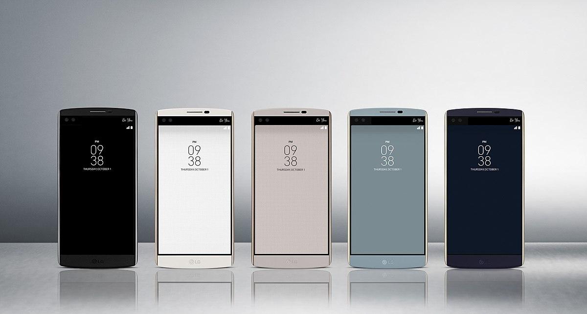 LG V10 - Wikipedia