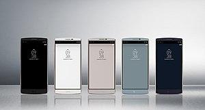 LG V10 - Image: LG V10
