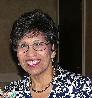 Linda Chavez-Thompson American trade union leader