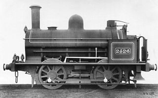 LNWR 4ft Shunter class of 56 0-4-0ST locomotives (last three were rebuilt into 0-4-2CT locomotives)