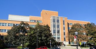 University of Michigan College of Literature, Science, and the Arts - Image: LS&A Building