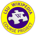 LSU Wikipedia Course Logo.png
