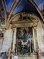 La Brigue - Collégiale Saint-Martin - Retable de la chapelle de l'Immaculée-Conception -1.JPG