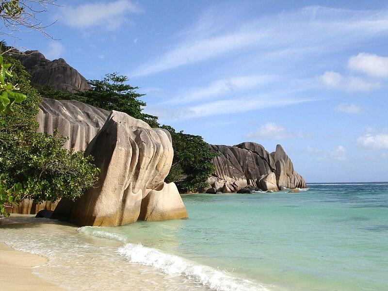 File:La Digue,Seychelles, Anse Source d´Argent.JPG