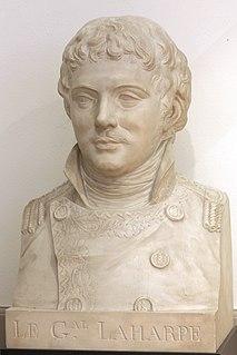 Amédée Emmanuel François Laharpe
