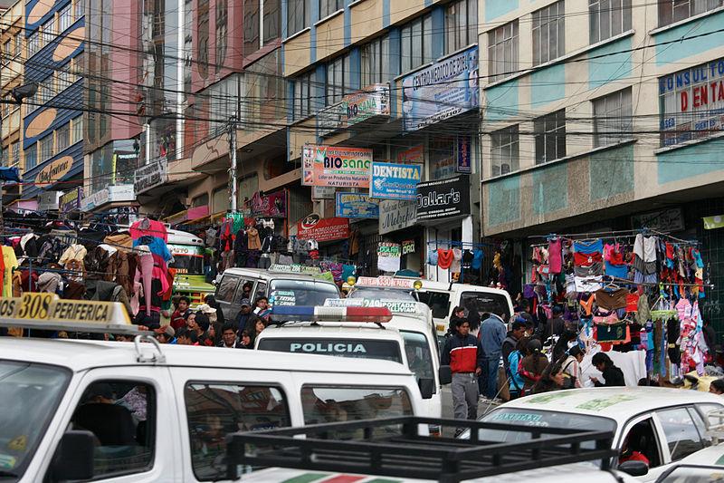 File:La Paz City Chaos (8469318881).jpg