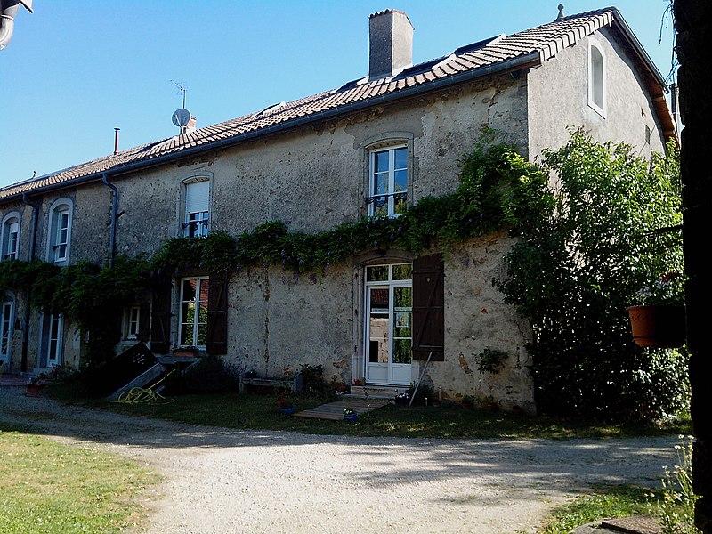 La maison de Marie-Clair