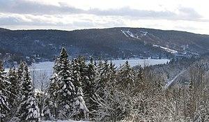 Le Relais - Image: Lac Beauport Quebec