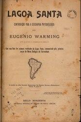 Johannes Eugenius Bülow Warming: Lagoa Santa - contribuição para a geographia phytologica