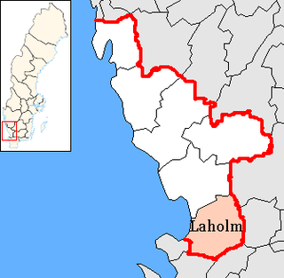 Laholm Municipality Municipality in Halland County, Sweden