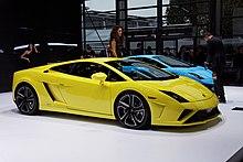 Lamborghini Gallardo LP560 4 Edizione Technica