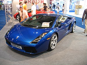 Lamborghini Gallardo (front) - Flickr - robad0b.jpg