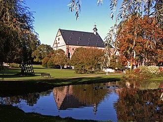 Lamspringe - Lamspringe Church of former monastery