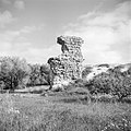 Landschap bij Askelon met archeologische muurresten, Bestanddeelnr 255-1460.jpg