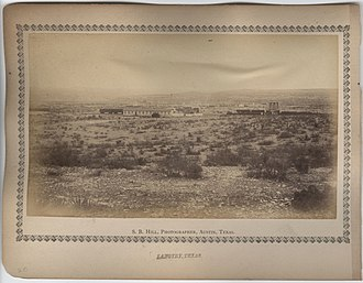 Langtry, Texas - Image: Langtry, Texas. (6756777367)